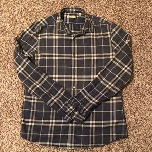 Burberry long sleeved shirt